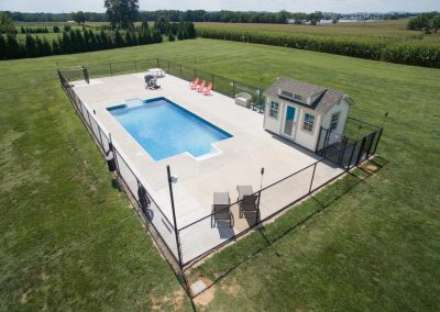 Commercial Concrete - Canine Country Club (Manheim PA)     /     Project GC - Concrete Authority
