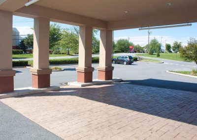 Commercial Concrete - Homewood Suites (Lancaster PA)     /     Project GC - Weaver Companies