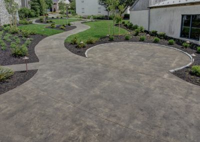 Commercial Concrete - Amish View Inn & Suites (Bird-in-Hand PA)     /     Project GC - Weaver Companies