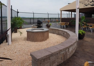 Commercial Concrete - Fiorentino's Italian Restaurant (Lititz PA)     /     Project GC - Concrete Authority