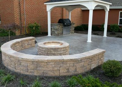 Commercial Concrete - Brethren Village Retirement Community (Lititz PA)     /     Project GC - Concrete Authority