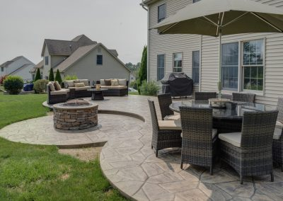 Concrete Authority - Fire Pits & Fireplaces
