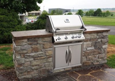 Concrete Authority - Grill Stations