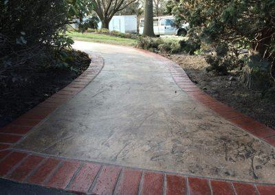 Concrete Authority - Walkways