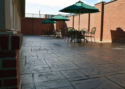 Commercial Concrete - Quarryville Presbyterian Retirement Community (Quarryville PA)     /     Project GC - Cedar Knoll Builders