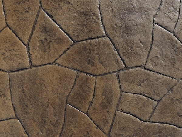 Image of Stamped Concrete Pattern
